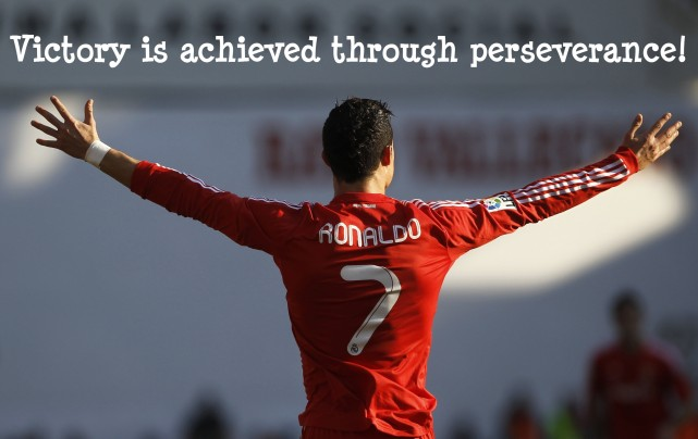 Victory is achieved-orlando espinosa